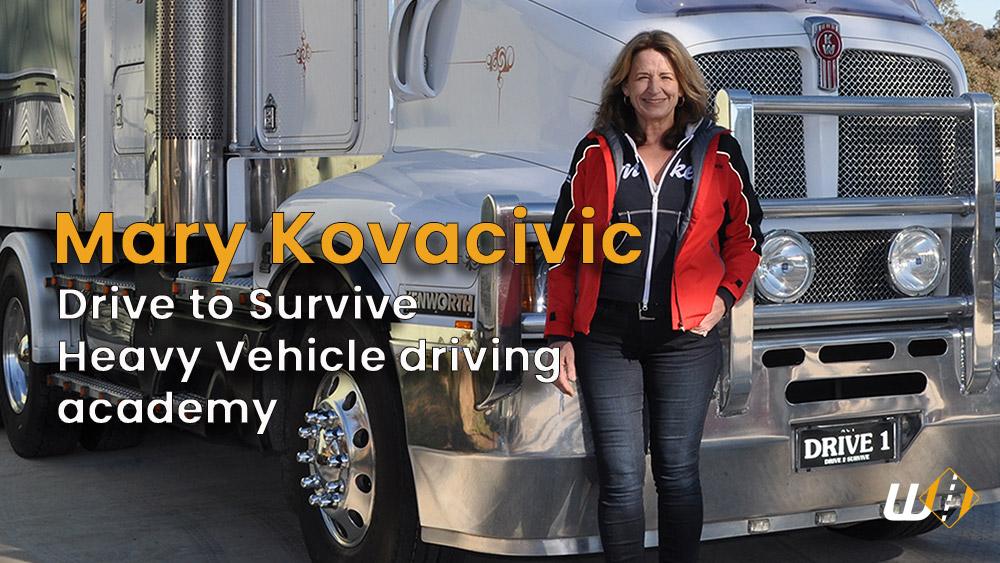 Mary Kovacivic