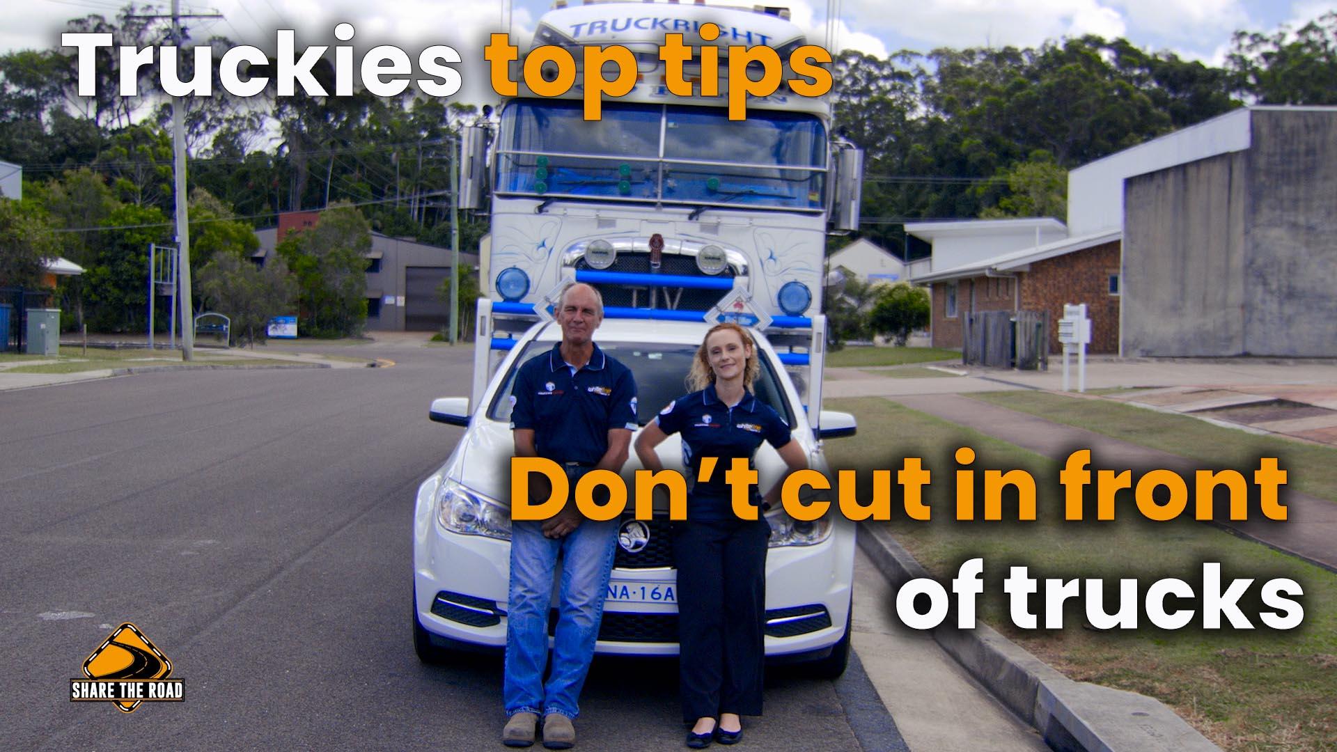 Truckies Tip #1