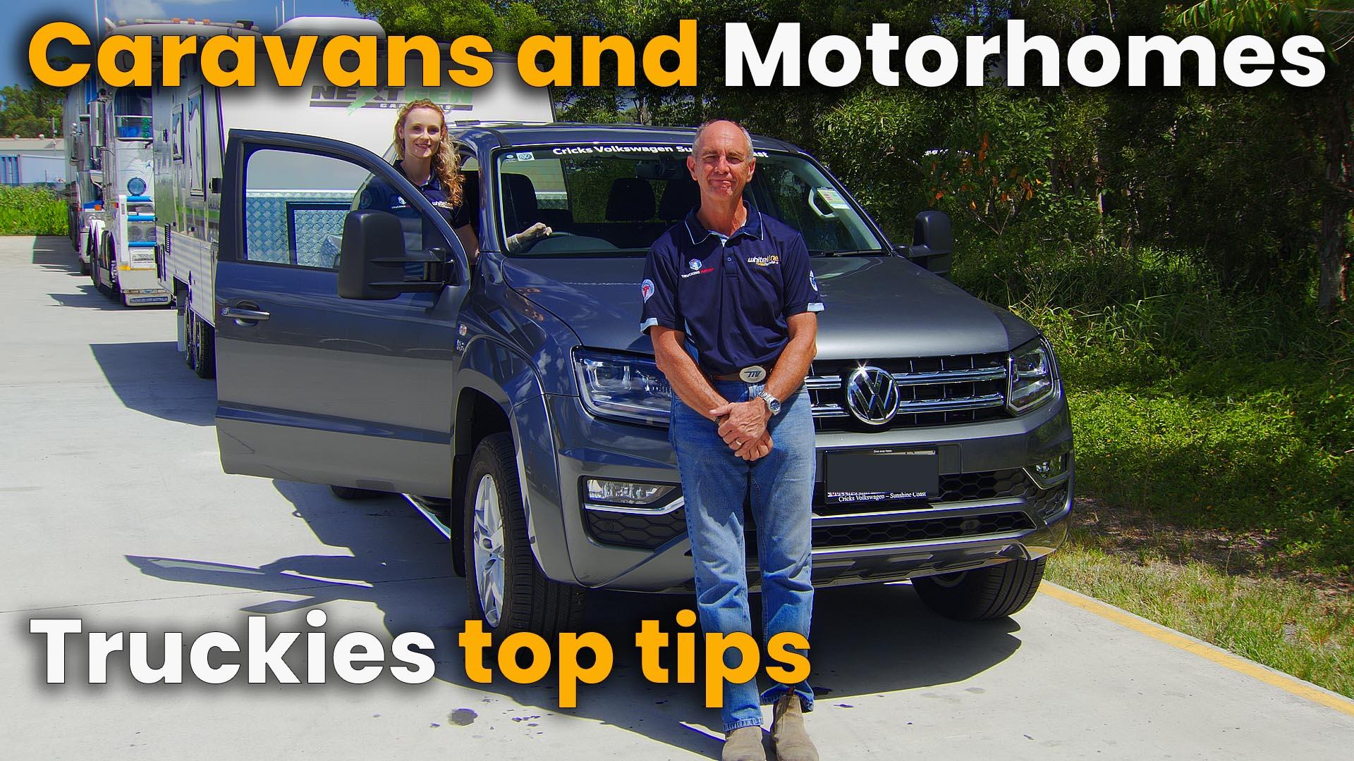 Truckies Tip # 8