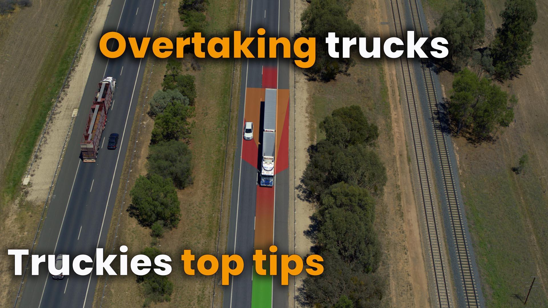 Truckies Tip # 9