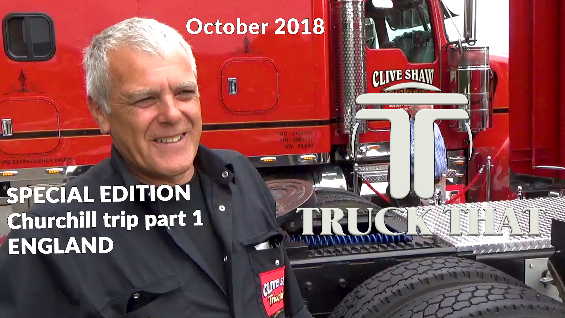 TruckThat – October 2018 (Trucking in the UK)